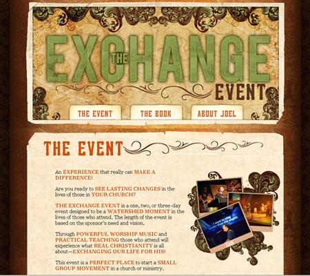 The Exchange Event