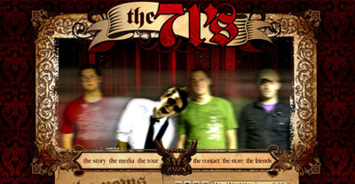 The 71's web preview.